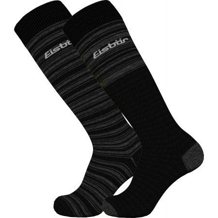 Eisbär SKI COMFORT 2 PACK - Ski socks