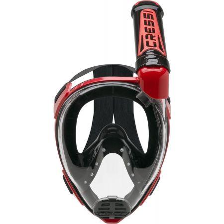 Celoobličejová šnorchlovací maska - Cressi DUKE - 2