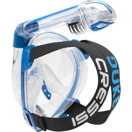 Celoobličejová šnorchlovací maska - Cressi DUKE - 5