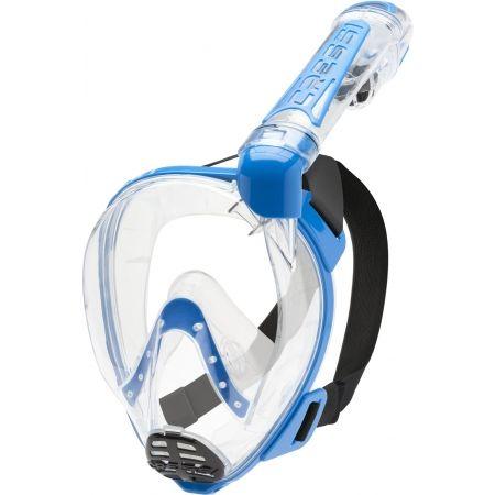 Celoobličejová šnorchlovací maska - Cressi DUKE - 3