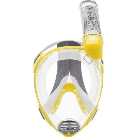 Celotvárová šnorchlovacia maska - Cressi DUKE - 2