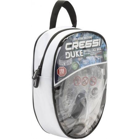 Celoobličejová šnorchlovací maska - Cressi DUKE - 9
