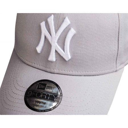 Мъжка клубна шапка с козирка - New Era 9FORTY MLB K LEAGUE BASIC NEW YORK YANKEES - 3
