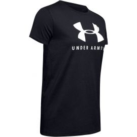 Under Armour GRAPHIC SPORTSTYLE CLASSIC CREW - Tricou damă