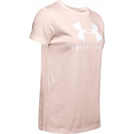 Under Armour GRAPHIC SPORTSTYLE CLASSIC CREW - Damen Shirt