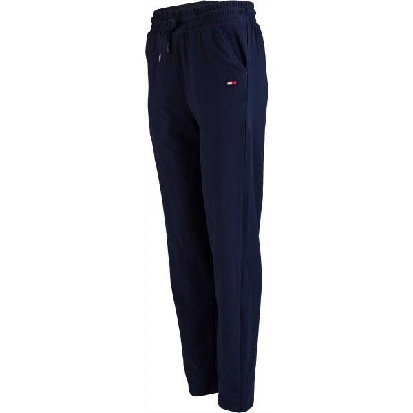 Tommy Hilfiger PANT tmavě modrá XS - Dámské tepláky