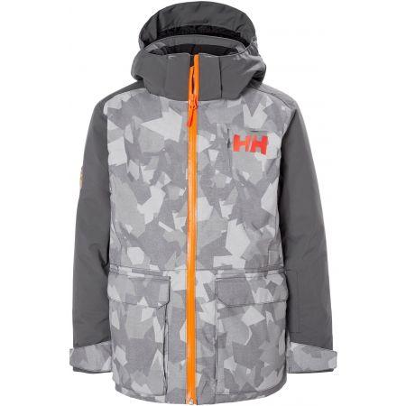 Helly Hansen JR SKYHIGH JACKET - Kids' skiing jacket