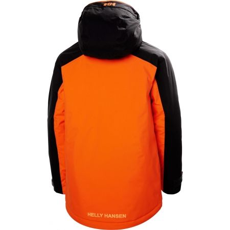 Dětská lyžařská bunda - Helly Hansen JR HILLSIDE JACKET - 2