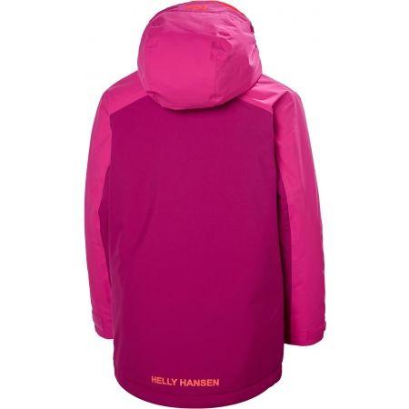 Detská lyžiarska bunda - Helly Hansen JR HILLSIDE JACKET - 2
