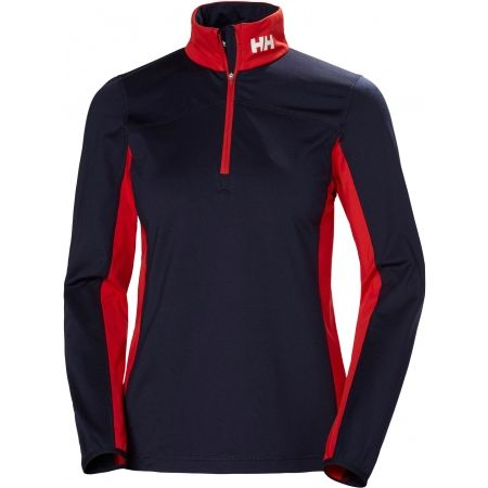 Helly Hansen PHANTOM 1/2 ZIP 2.0 W - Women's long-sleeved T-shirt