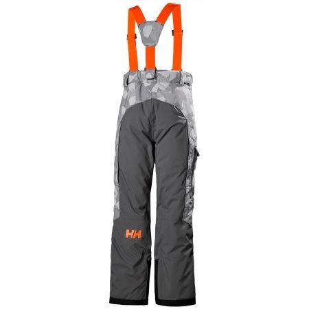 Detské lyžiarske nohavice - Helly Hansen JR NO LIMITS PANT - 2