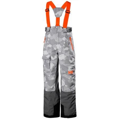 Detské lyžiarske nohavice - Helly Hansen JR NO LIMITS PANT - 1