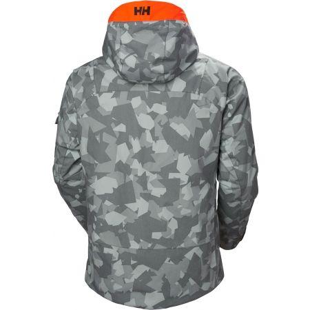 Pánská lyžařská bunda - Helly Hansen GARIBALDI JACKET - 2