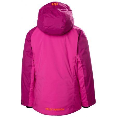 Kids' skiing jacket - Helly Hansen JR STARLIGHT JACKET - 2