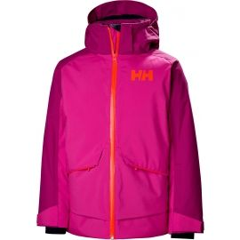 Helly Hansen JR STARLIGHT JACKET - Момичешко ски яке