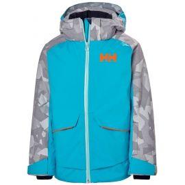 Helly Hansen JR STARLIGHT JACKET - Detská lyžiarska bunda