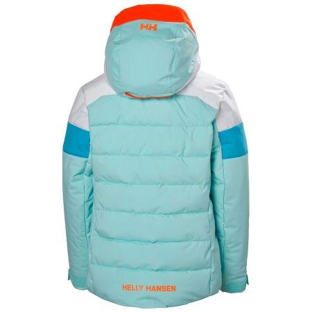 Dívčí lyžařská bunda - Helly Hansen JR DIAMOND JACKET - 2