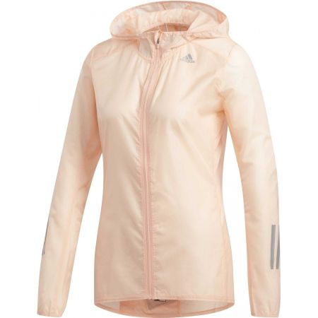Dámska bežecká bunda - adidas RESPONSE JACKET - 1