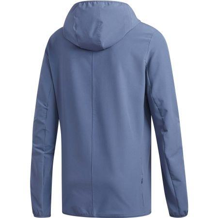 Pánska športová bunda - adidas RESPONSE JACKET - 2