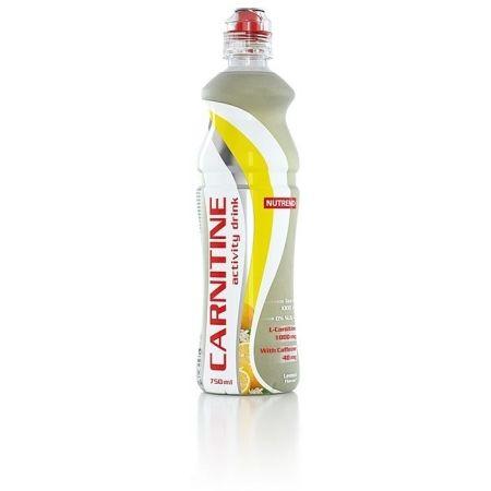 Sportovní nápoj - Nutrend CARNITINE ACTIVITY DRINK CAFFEINE CITRON