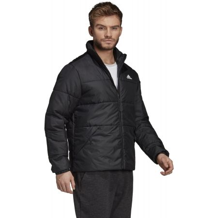 Men's jacket - adidas BSC 3S INS JKT - 5
