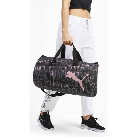 Dámská sportovní taška - Puma AT ESS BARREL BAG - 4