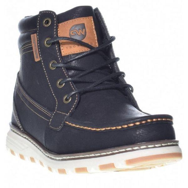 E-shop Westport SURTE černá - Pánská zimní obuv