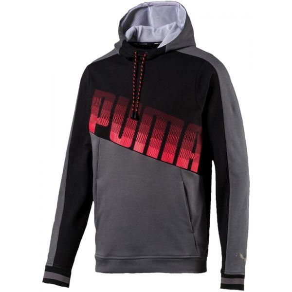 Puma COLLECTIVE HOODIE - Pánska mikina