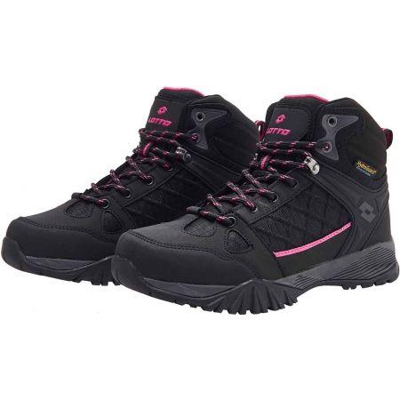 Дамски туристически обувки - Lotto DIEGO - 2