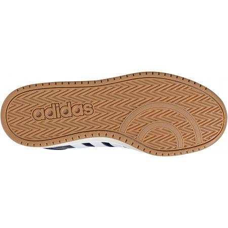 Pánska voľnočasová obuv - adidas HOOPS 2.0 MID - 5