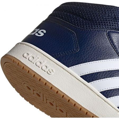 Pánska voľnočasová obuv - adidas HOOPS 2.0 MID - 7