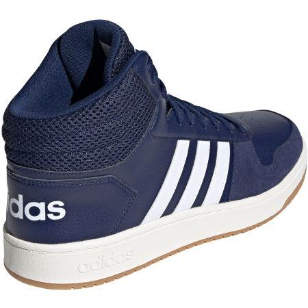 Pánská volnočasová obuv - adidas HOOPS 2.0 MID - 3