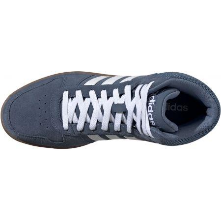 Pánska členková obuv - adidas HOOPS 2.0 MID - 4