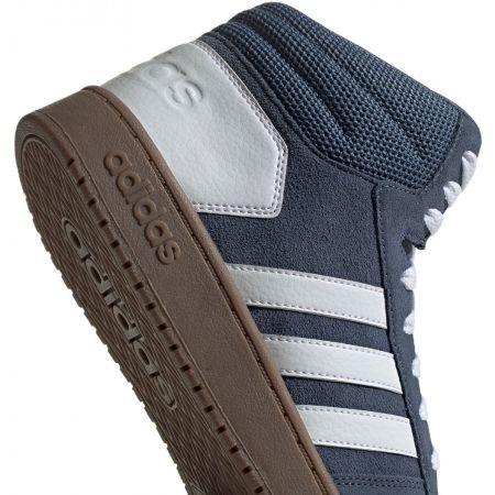 Pánska členková obuv - adidas HOOPS 2.0 MID - 7