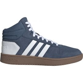 adidas HOOPS 2.0 MID - Men's ankle shoes