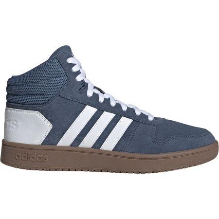Pánska členková obuv - adidas HOOPS 2.0 MID - 1