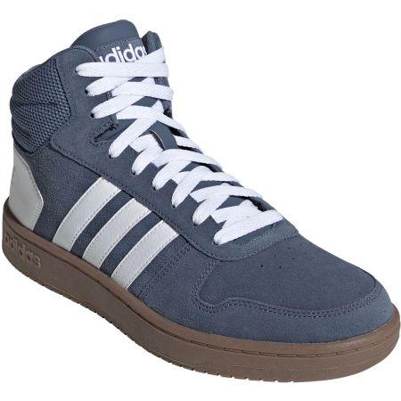 Pánska členková obuv - adidas HOOPS 2.0 MID - 2