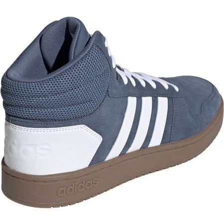 Pánska členková obuv - adidas HOOPS 2.0 MID - 3