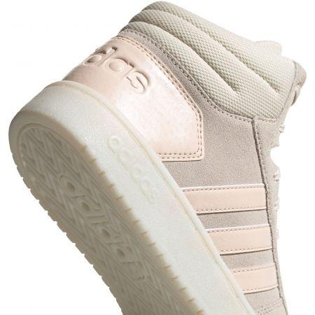 Dámska vychádzková obuv - adidas HOOPS 2.0 MID W - 7