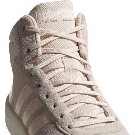 Dámska vychádzková obuv - adidas HOOPS 2.0 MID W - 6