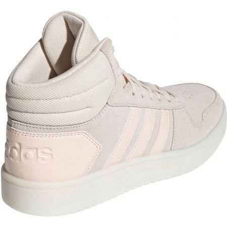 Dámska vychádzková obuv - adidas HOOPS 2.0 MID W - 3