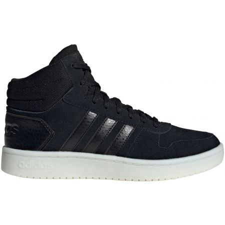 Dámská vycházková obuv - adidas HOOPS 2.0 MID W - 1