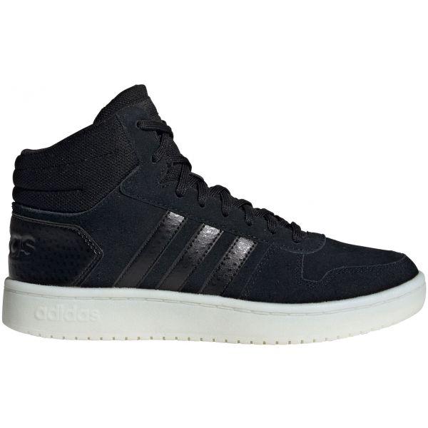 adidas HOOPS 2.0 MID W - Dámska vychádzková obuv