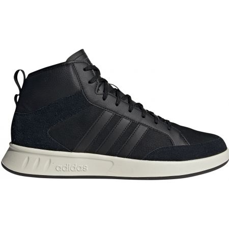 adidas COURT80S MID - Pánska voľnočasová obuv