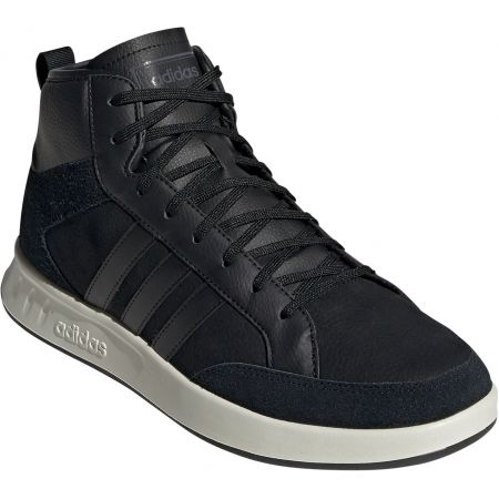 Pánska voľnočasová obuv - adidas COURT80S MID - 2