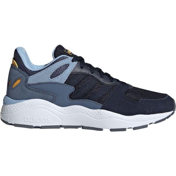 adidas CRAZYCHAOS modrá 7.5 - Dámská volnočasová obuv