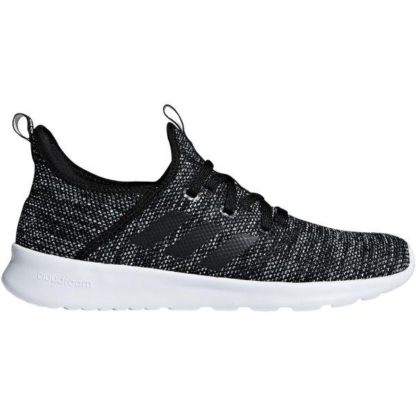 adidas CLOUDFOAM PURE černá 7 - Dámská volnočasová obuv