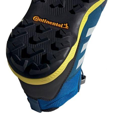 Dětská outdoorová obuv - adidas TERREX MID GTX K - 9