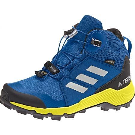 Dětská outdoorová obuv - adidas TERREX MID GTX K - 2