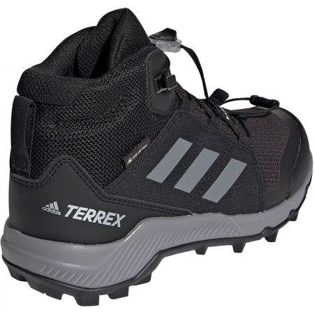 Detská outdoorová obuv - adidas TERREX MID GTX K - 4